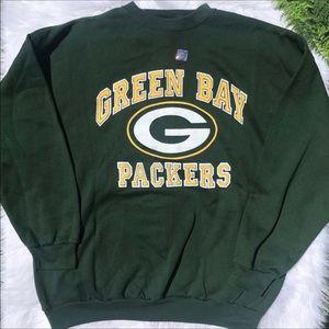 XXL Green Bay Packers Sweatshirt VTG NWT